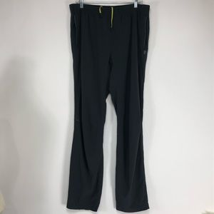 Lululemon Men's XL reg charcoal gray workout pants